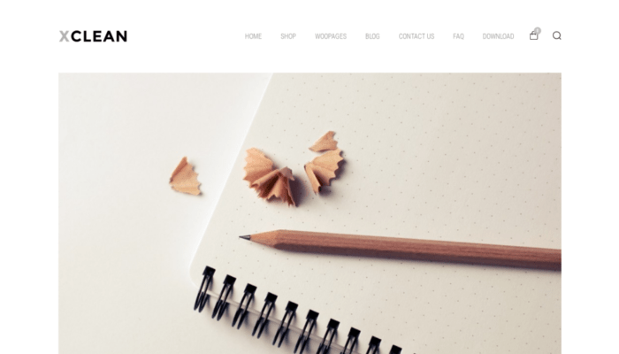 Best Free minimalist wordpress theme