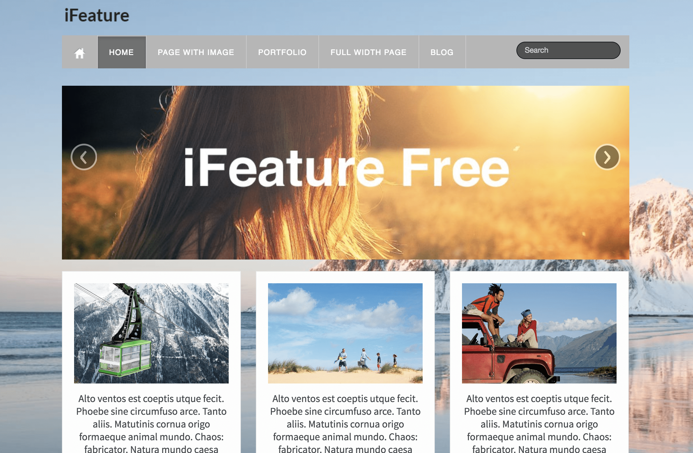 Best Free resume and portfolio wordpress theme