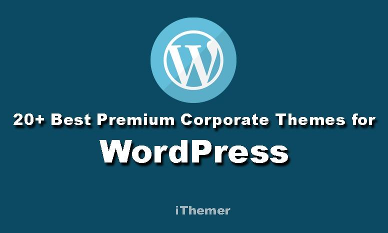 Best corporate wordpress themes
