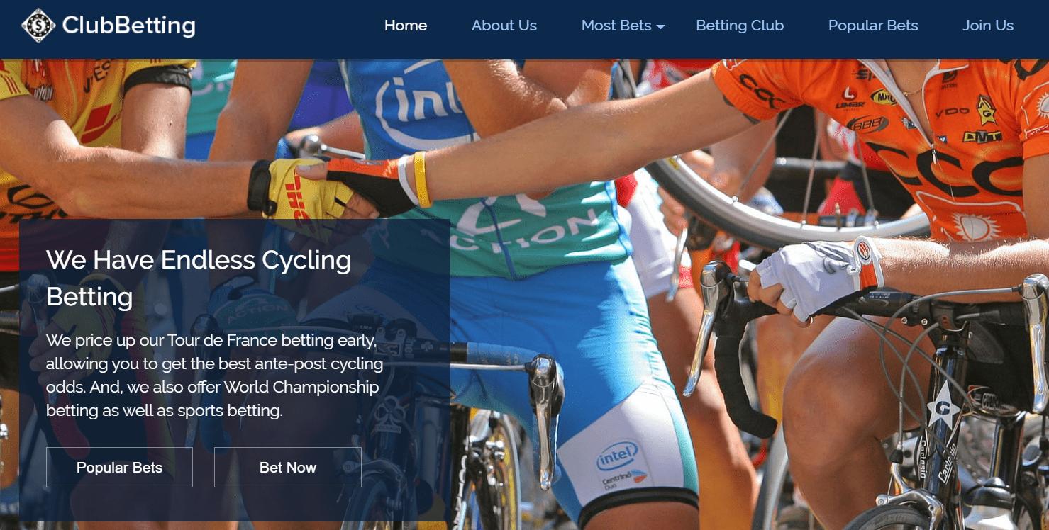 Clubbetting – Sports Betting Club WordPress Theme