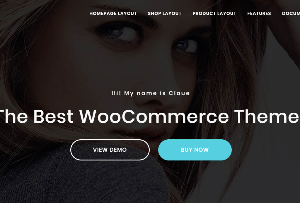Claue - Clean, Minimal WooCommerce Theme